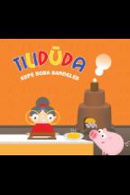 """Tilidūda """"Kepė boba bandeles"""" CD"""