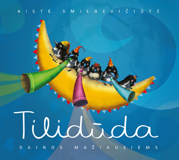 Tilidūda (CD)