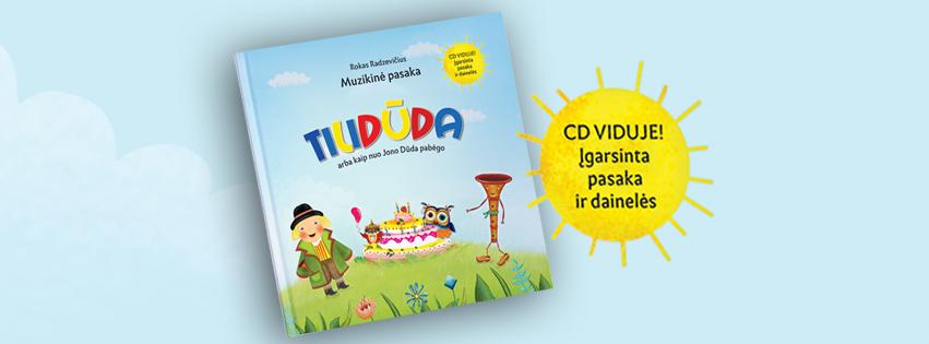 Muzikinė pasaka Tilidūda