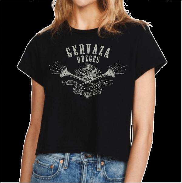 Marškinėliai (moteriški) – Gervaza ...